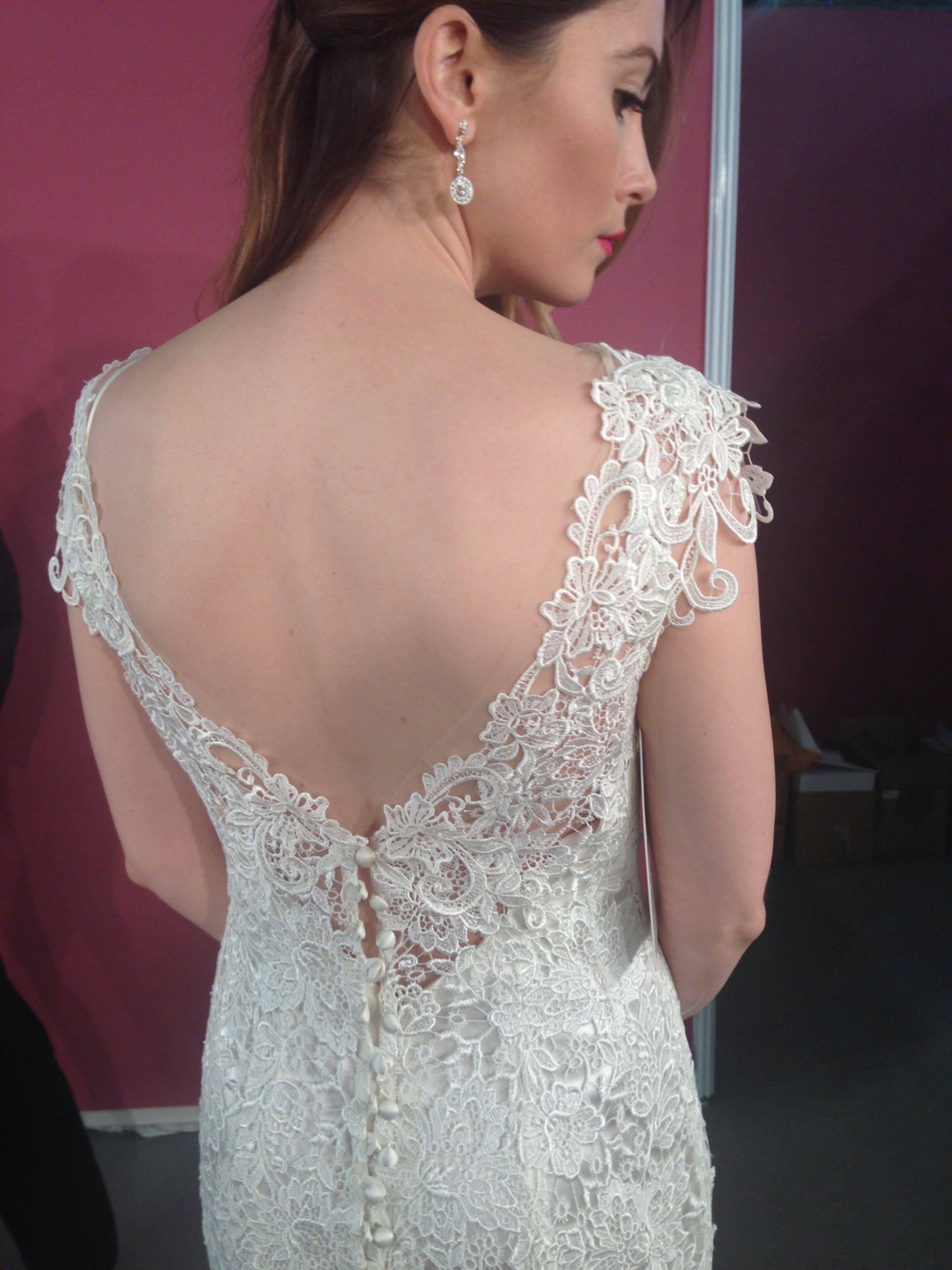 Sassi Holford's 2015 Bridal Collection