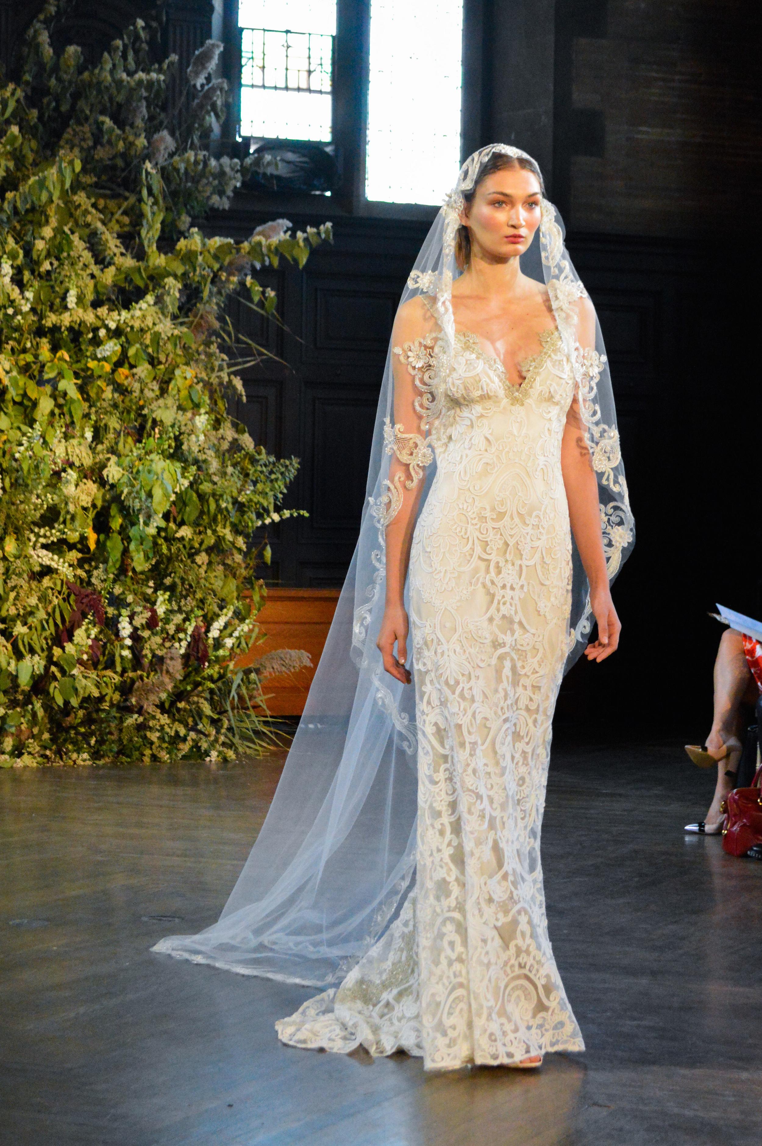 Claire Pettibone Gothic Angel Runway Show — Little White Dress ...