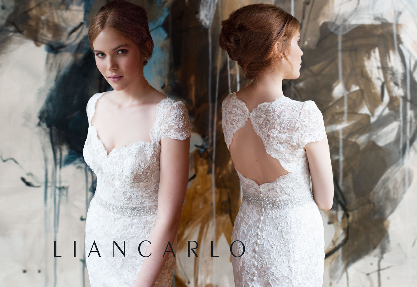 Spotlight on: Liancarlo — Little White Dress Bridal Shop | Denver ...