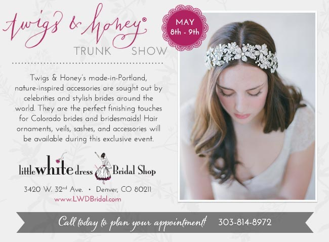 Twigs and Honey trunk show Denver Colorado