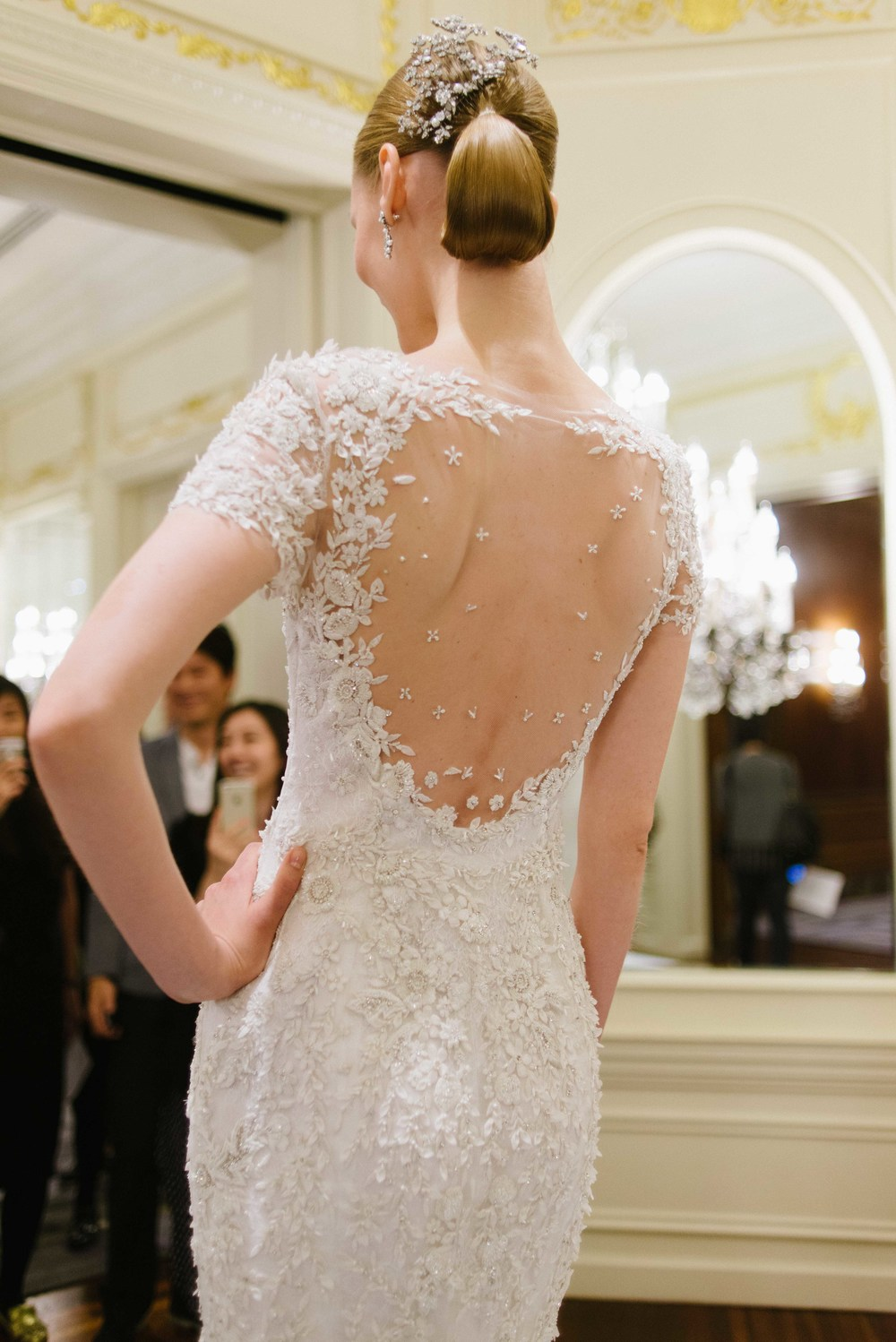 c787f3fb The Marchesa Spring 2016 Bridal Collection — Little White Dress ...