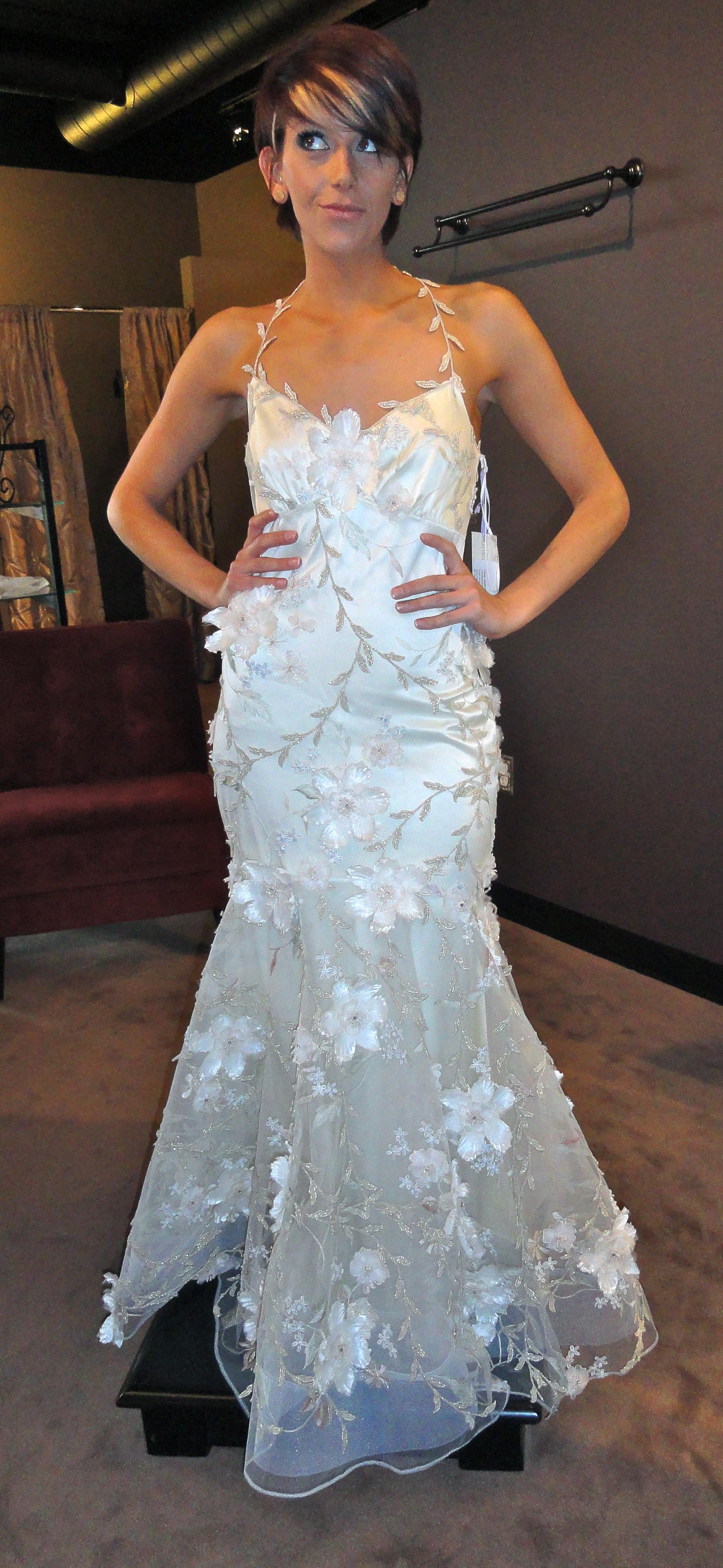 Claire Pettibone is HERE! — Little White Dress Bridal Shop | Denver ...