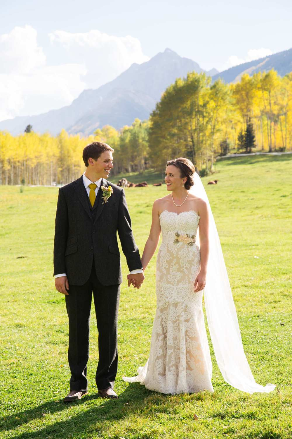 Jenna | September 20, 2014 | T Lazy 7 Ranch | Aspen, Colorado |  Megan Newton Photography