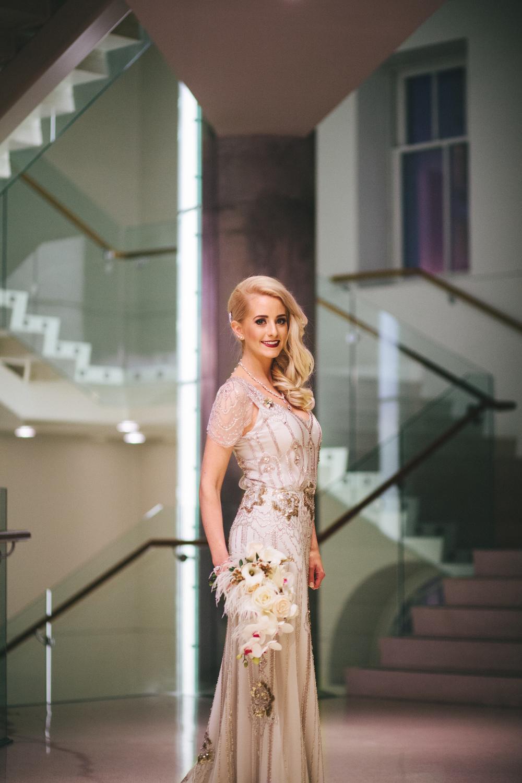 Lauren | April 5, 2014 | Kevin Taylor's at the Denver Opera House | Denver, Colorado |  Tyler Jones Photography