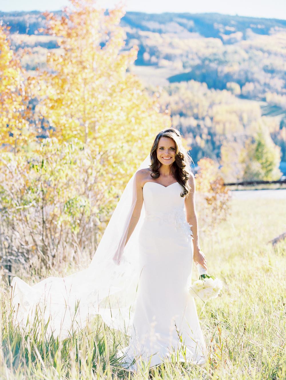 Misty | October 4, 2014 | Four Seasons Vail | Vail, Colorado |  Cassidy Brooke Photography