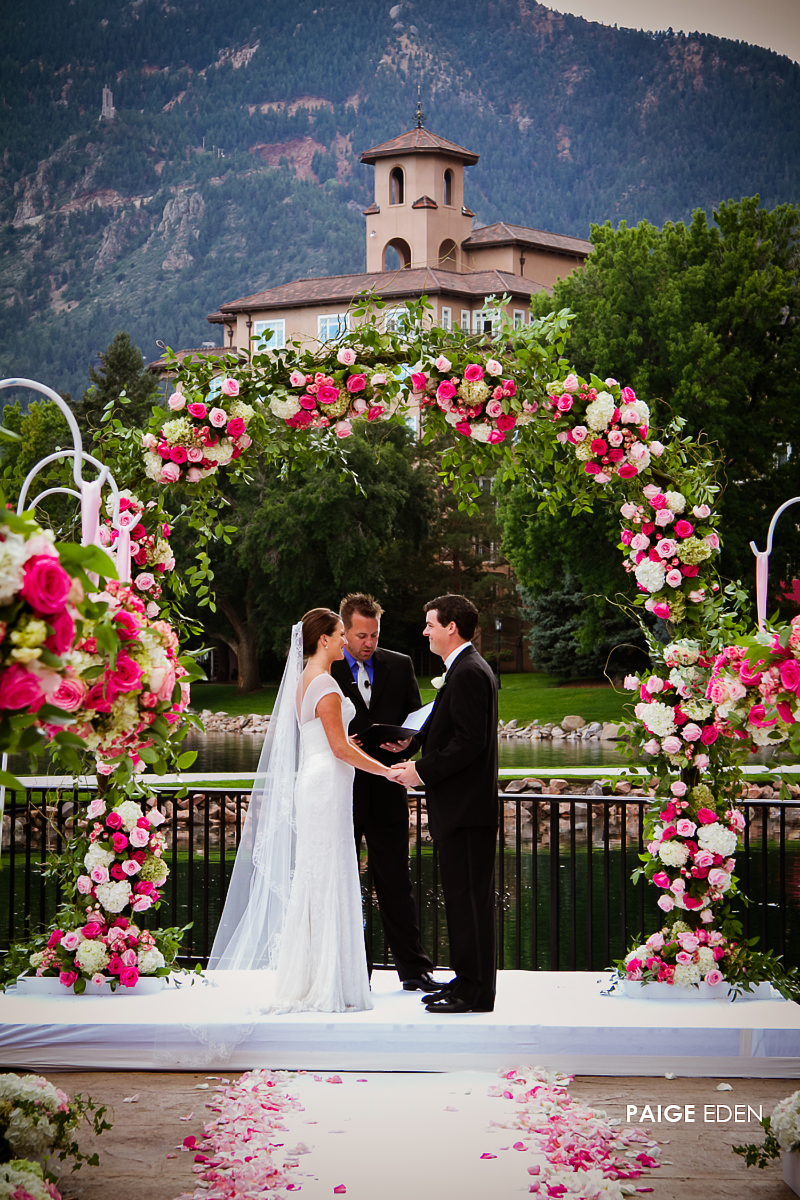 Sarah | 2013 | The Broadmoor | Colorado Springs, Colorado |  Paige Eden Photography