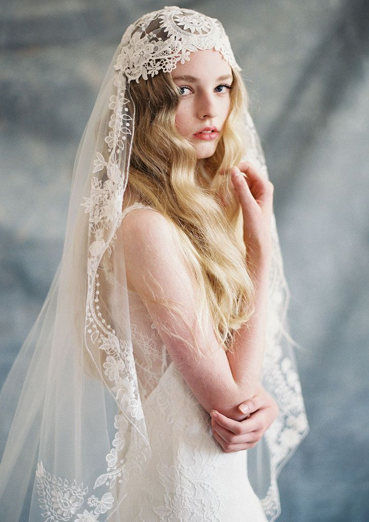 Claire Pettibone Boho Veil