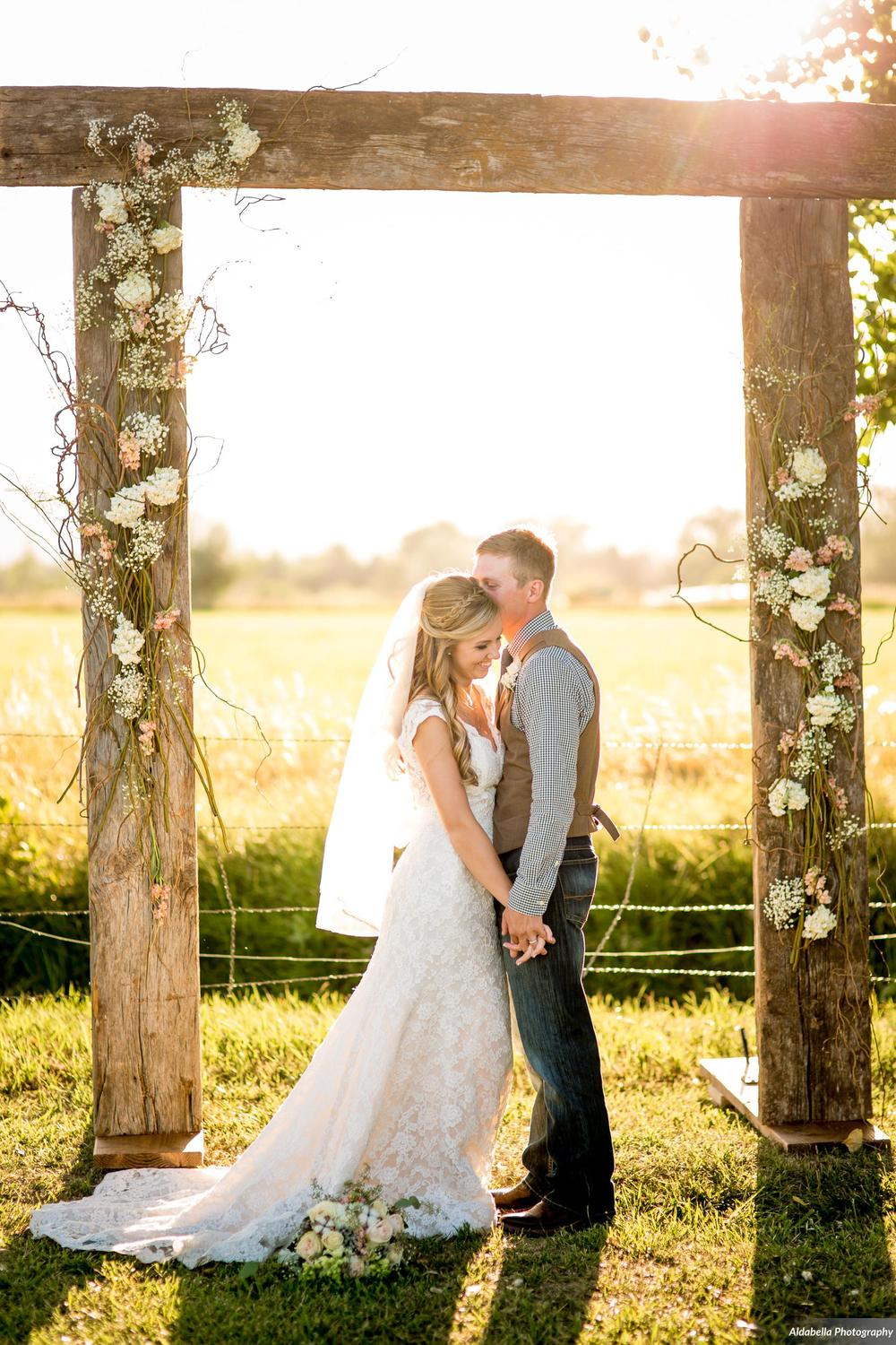 Leslie | July 26, 2015 | Ya Ya Farm & Orchard | Longmont, Colorado |  Aldabella Photography