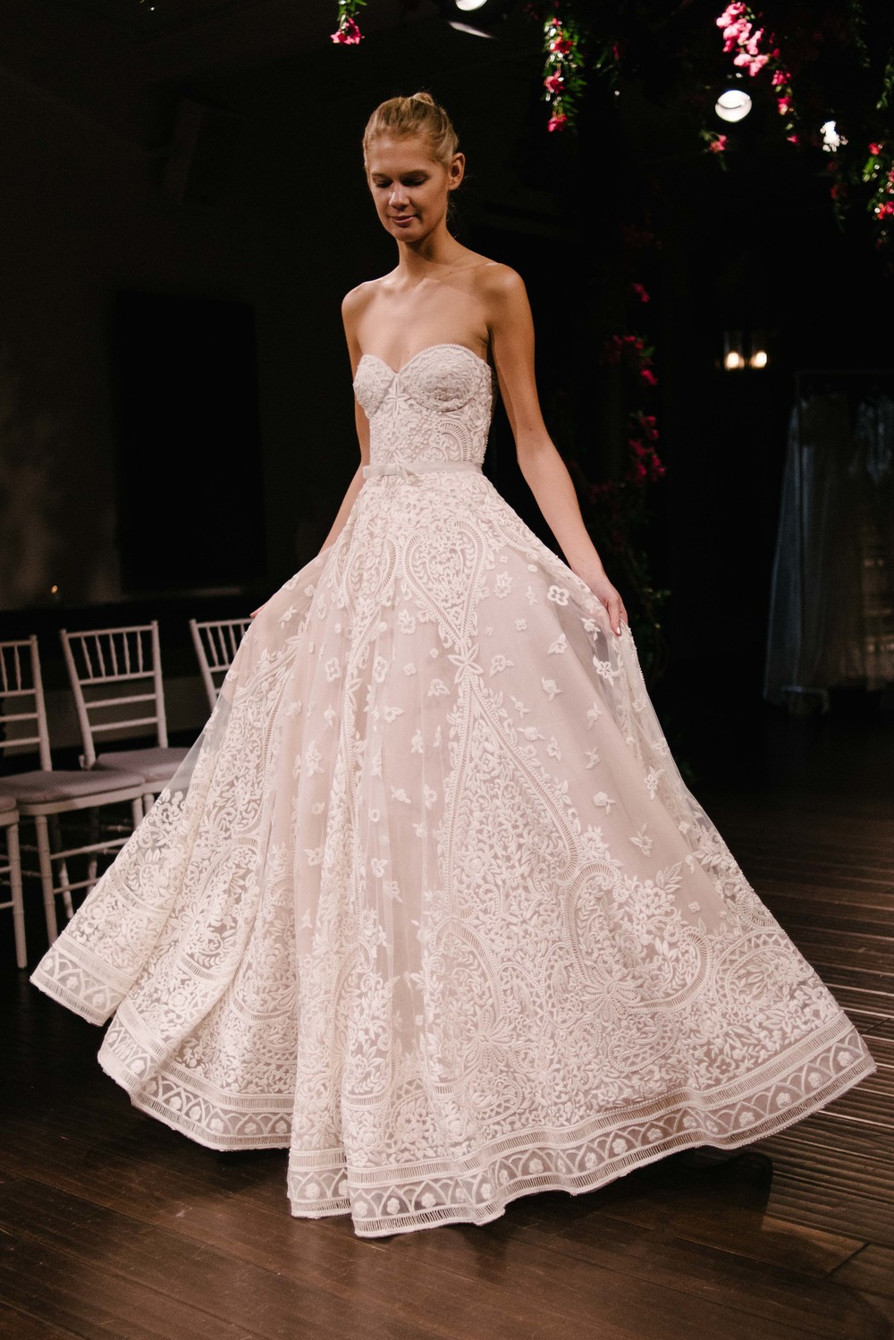 Naeem Khan Fall 2016 Bridal Collection