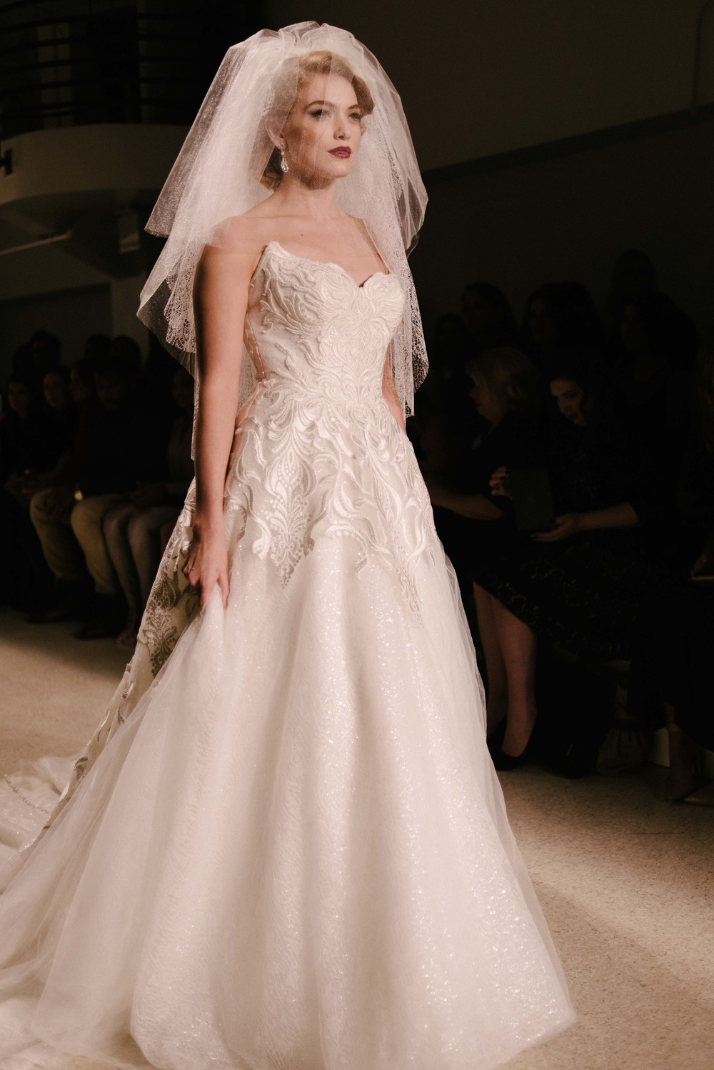 Matthew Christopher Enduring Love Bridal Collection