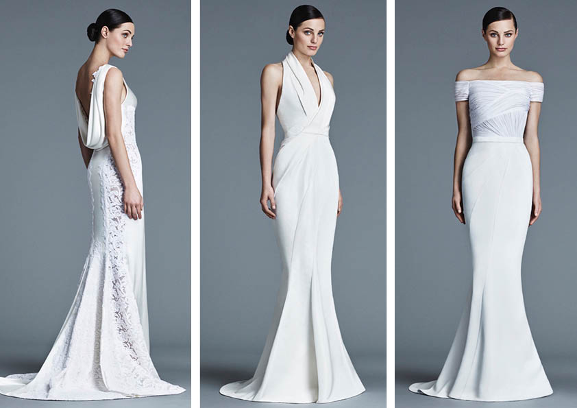 J. Mendel Bridal at Little White Dress in Denver, Colorado