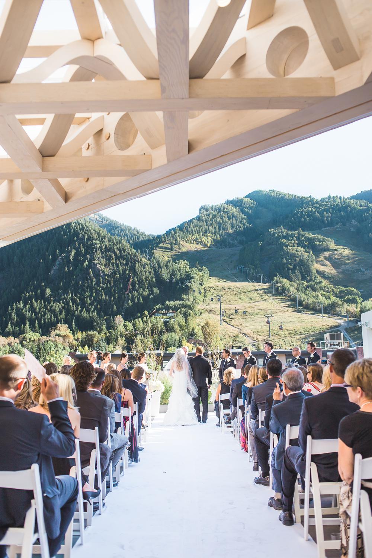 An Intimate Outdoor Wedding in Denver Colorado  Martha