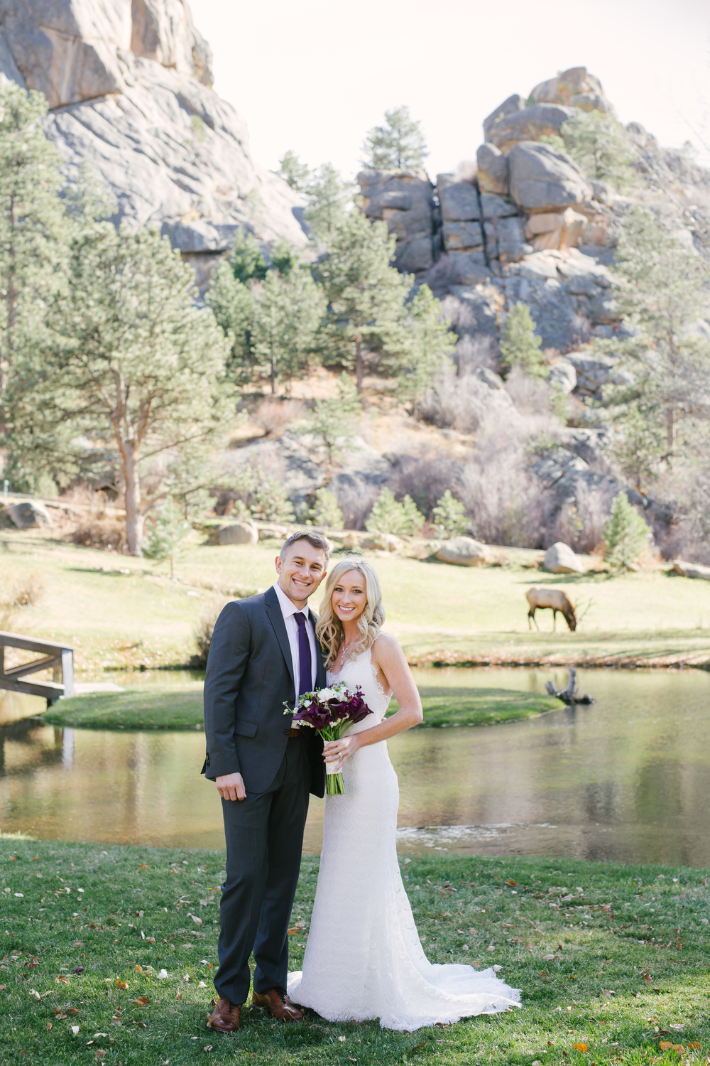 Kristy | October 24, 2015 | Estes Park, Colorado |  Megan Newton Photography