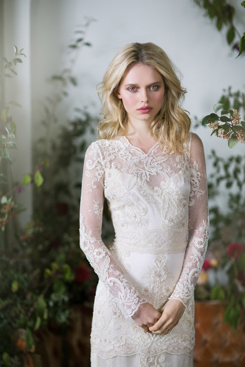 Claire pettibone couture designer wedding gowns little white little white dress bridal shop in denver junglespirit Images