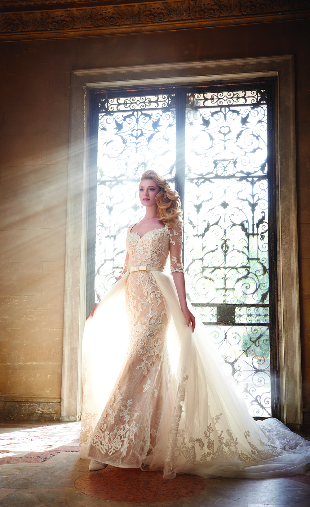 Matthew Christopher 2016 Collection at Little White Dress Bridal Shop in Denver, Colorado