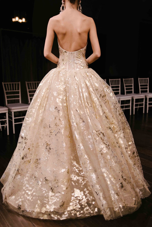 Naeem Khan FALL 2016 Collection at Little White Dress Bridal Shop in Denver, Colorado