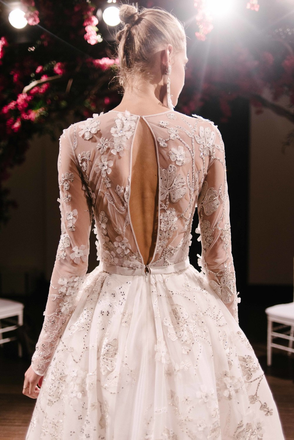 Naeem Khan FALL 2016 Collection at Little White Dress Bridal Shop in Denver, Colorado
