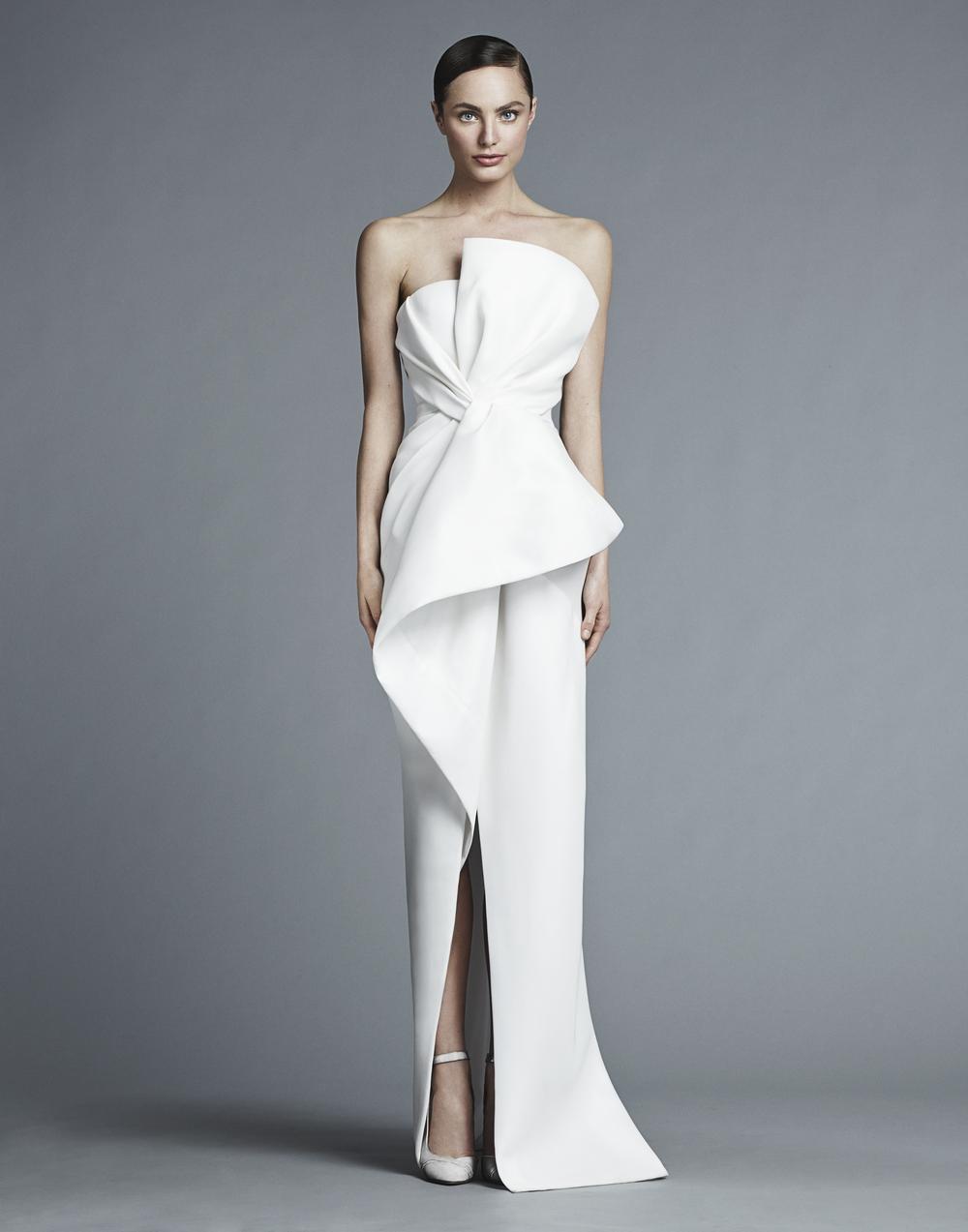 Introducing J. Mendel to Colorado — Little White Dress Bridal Shop ...