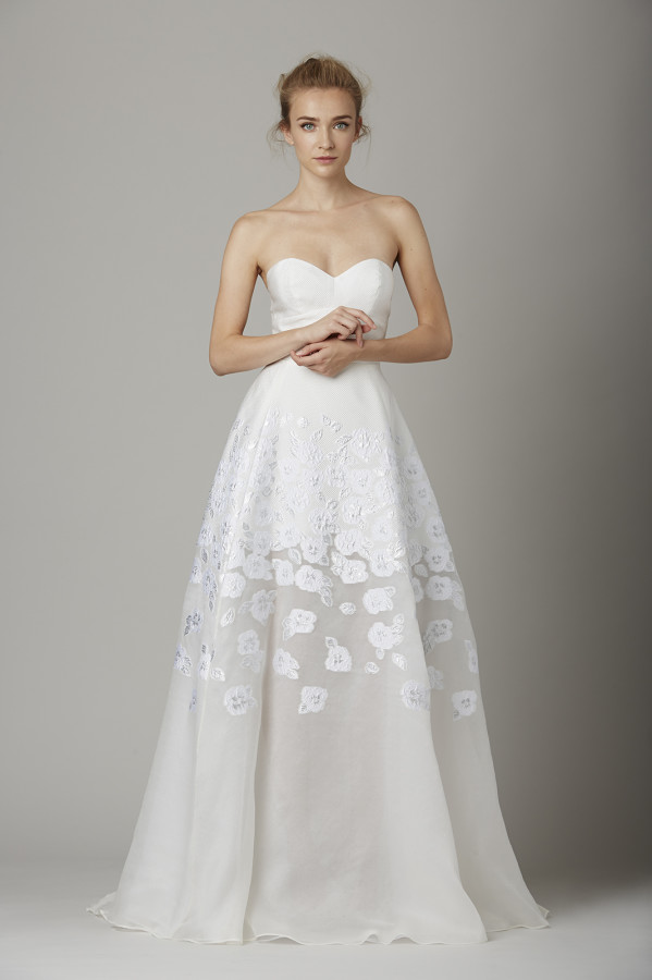 Lela Rose Bridal Collection | Available at Little White Dress Bridal Shop in Denver, Colorado