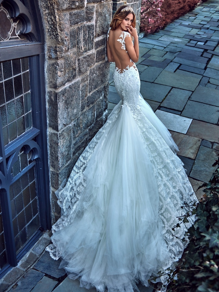 Le Secret Royal Collection by Galia Lahav — Little White Dress ...