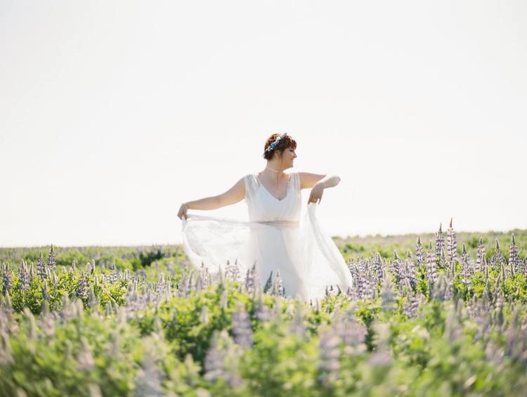 Lynzi daves destination wedding in iceland little white dress lynzi wedding gown by charlie brear available at little white dress bridal shop in denver junglespirit Images