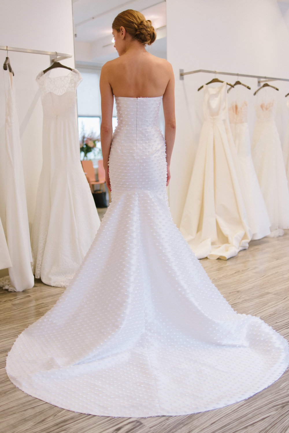 New York Bridal Fashion Week 2016 | Lela Rose | Little White Dress Bridal Shop in Denver