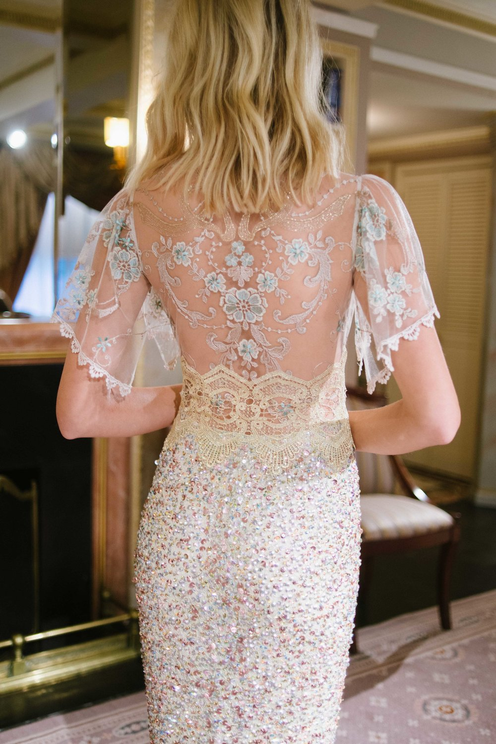 New York Bridal Fashion Week 2016 | Claire Pettibone | Little White Dress Bridal Shop in Denver