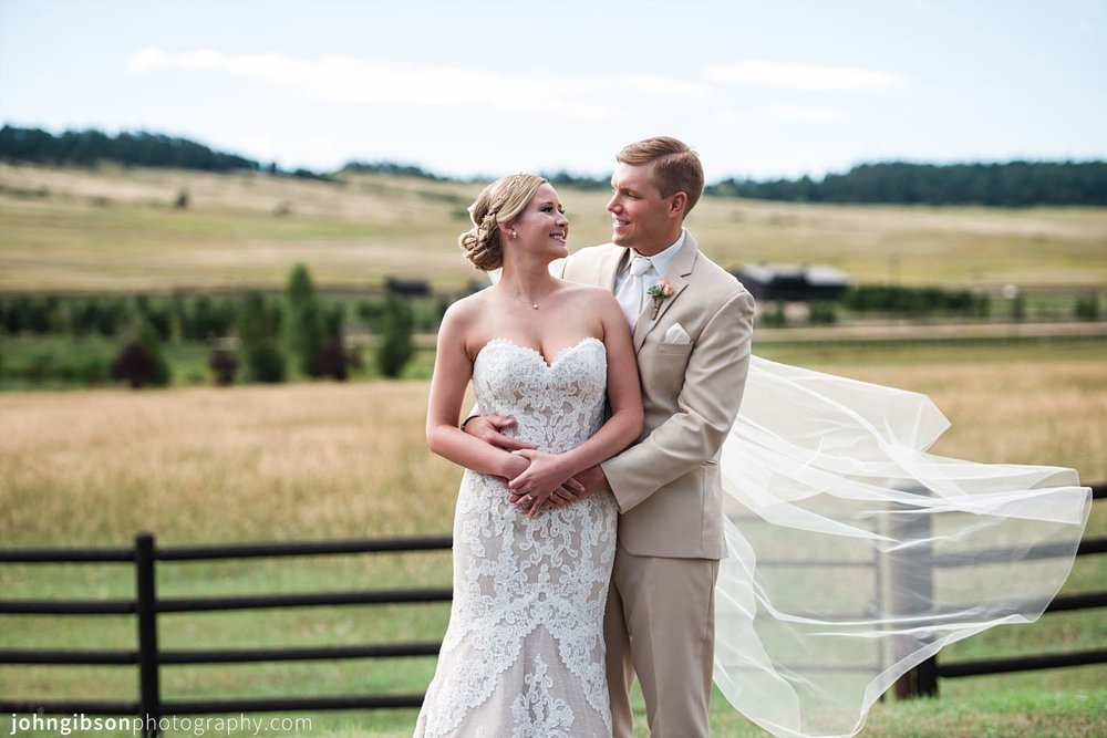 Erin | September 3, 2016 | Spruce Mountain Ranch | Larkspur, Colorado |  John Gibson Photography