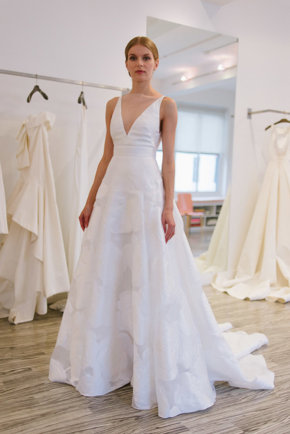New York Bridal Fashion Week 2016 | Lela Rose Fall 2017 collection | Little White Dress Bridal Shop in Denver