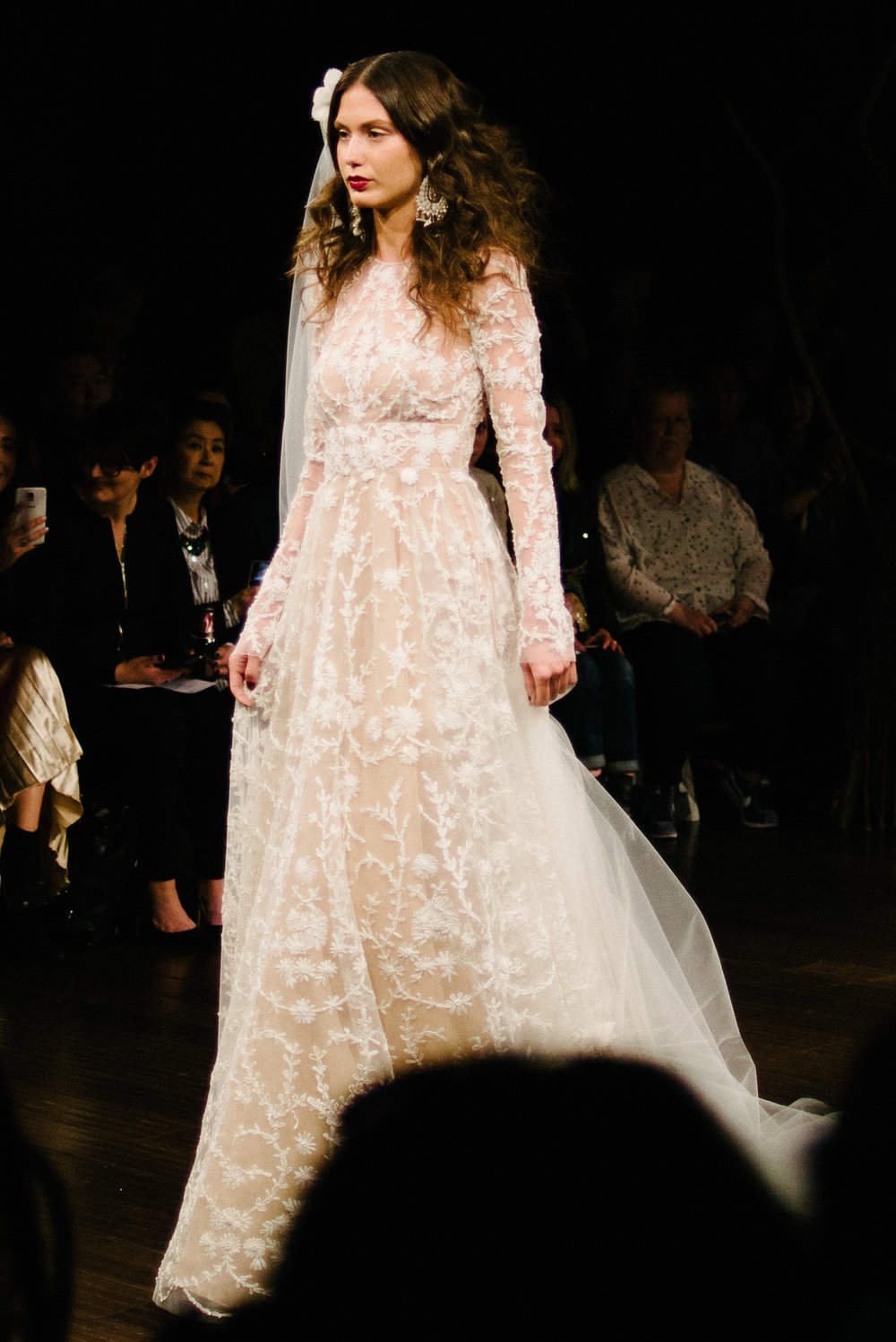 New York Bridal Fashion Week 2016 | Naeem Khan | available at Little White Dress Bridal Shop in Denver