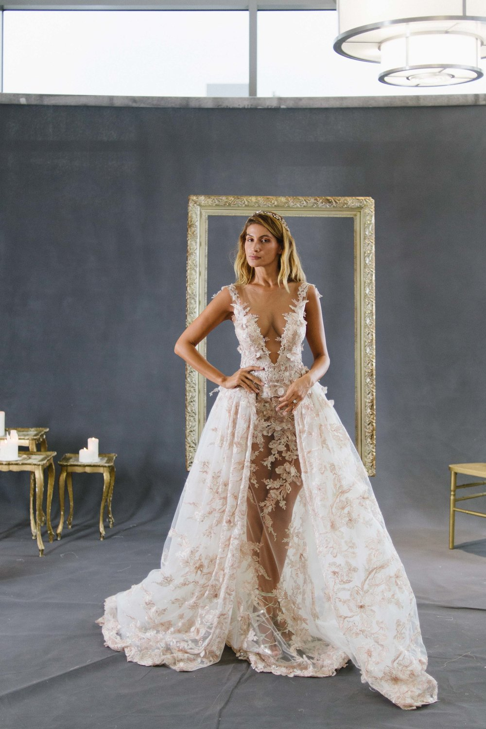 New York Bridal Fashion Week 2016 | Galia Lahav Couture Collection | Available at Little White Dress Bridal Shop in Denver