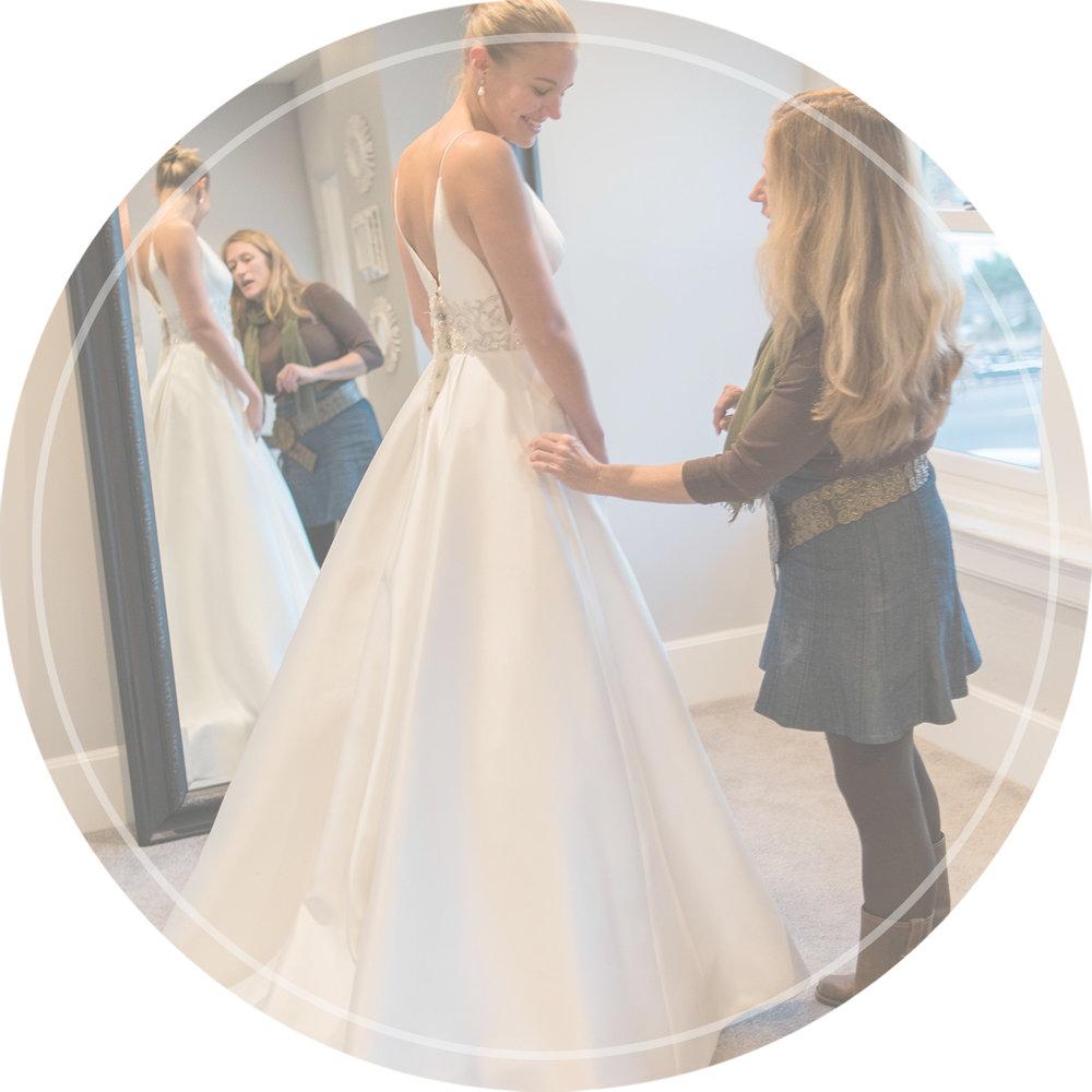 Denver Wedding Dress Alterations Little White Dress Bridal Shop