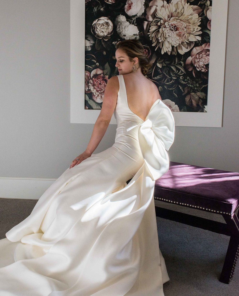Sareh Nouri couture collection | available in Colorado only at Little White Dress Bridal Shop in Denver