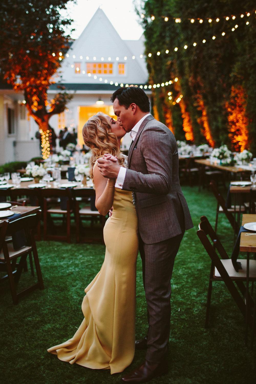 Juli | Naeem Khan custom Sydney gown |  Nicole Leever Photography