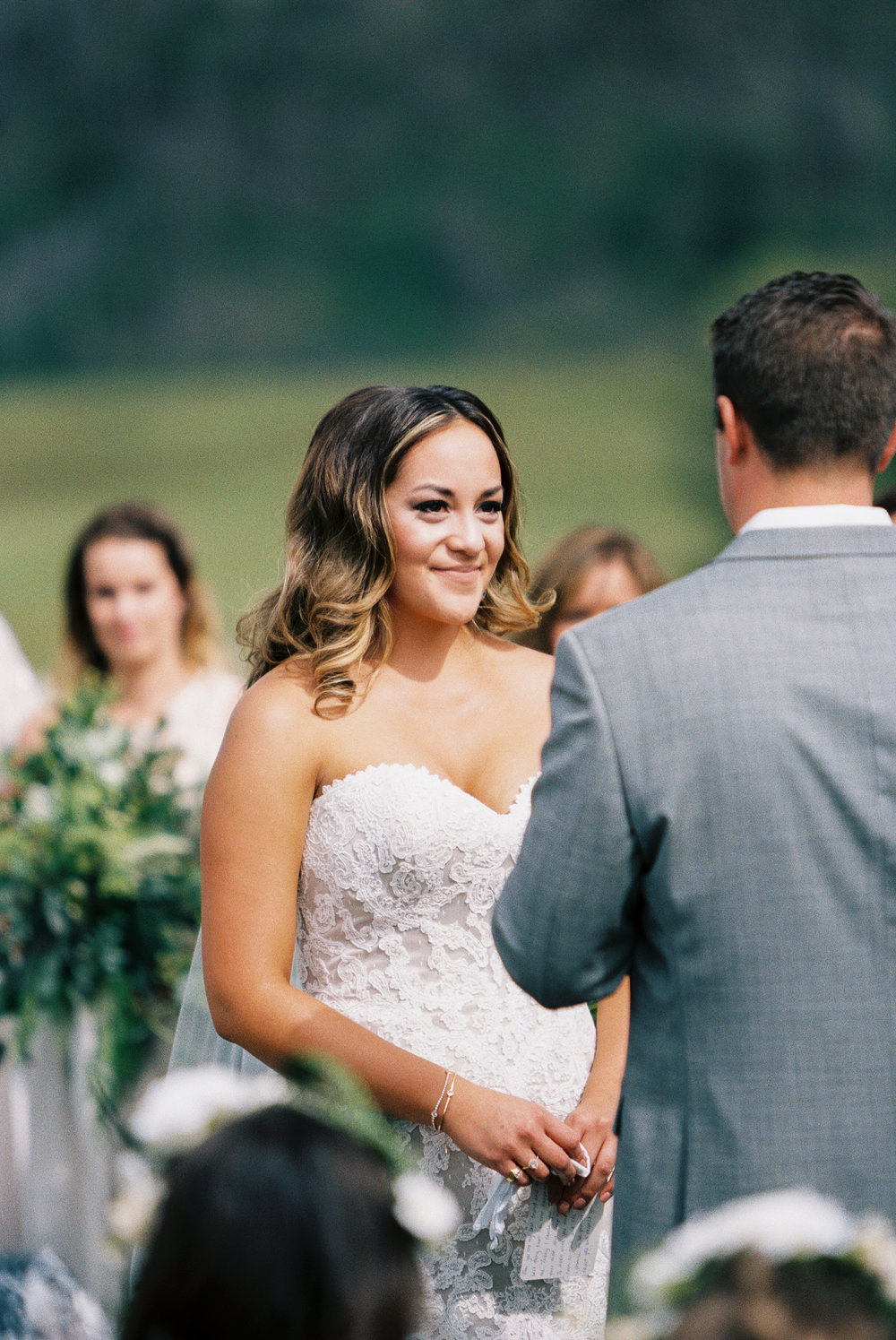 Valerie + Tim | Strawberry Creek Ranch wedding | Matthew Christopher Emma gown from Little White Dress | Cassidy Brooke Photography