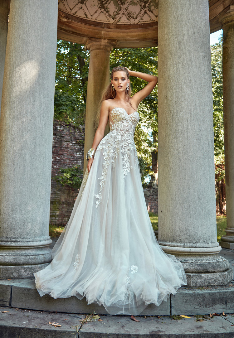 The New Galia Lahav Couture Collection! — Little White Dress Bridal ...