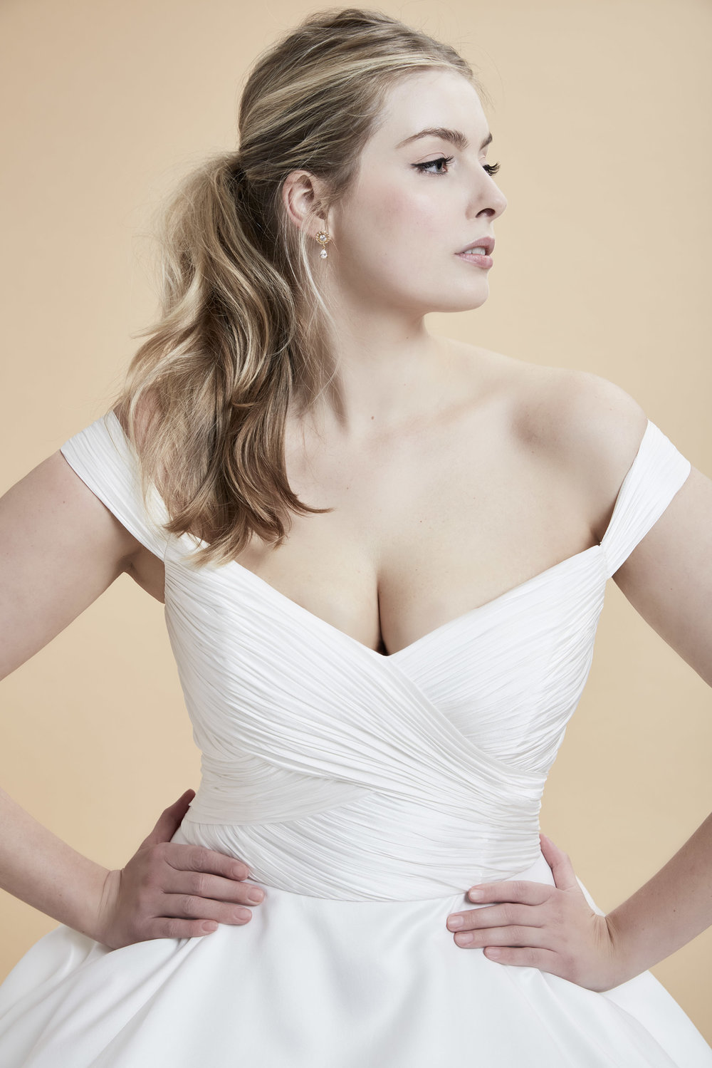 Anne Barge Curve Couture Plus Size Wedding Dress | Denver, Colorado | Little White Dress Bridal Shop