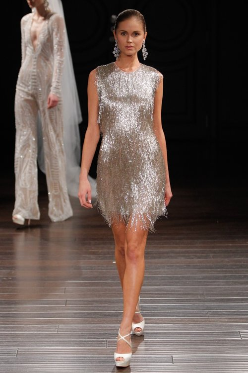 Naeem Khan Designer Wedding Gowns — Little White Dress Bridal Shop ...