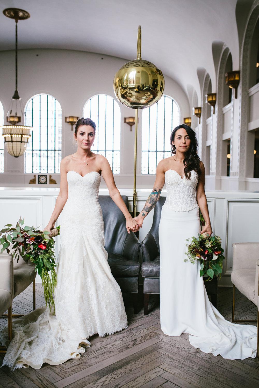 Emily jovan 39 s chic denver wedding little white dress for Wedding dresses denver area