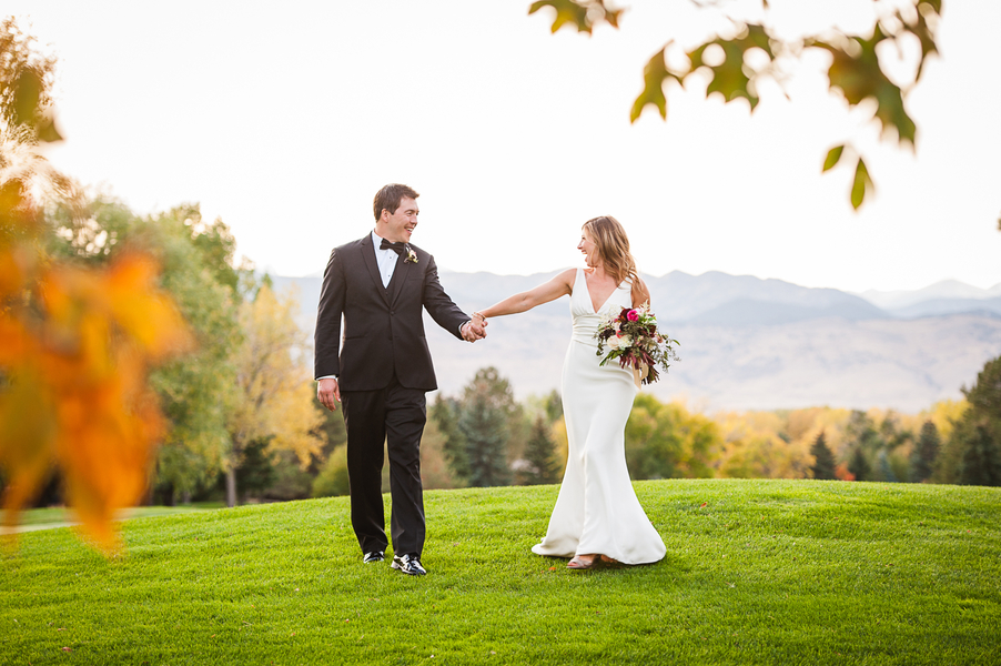 Erin | October 2016 | Boulder Country Club | Boulder, CO |  Christina Kiffney Photography