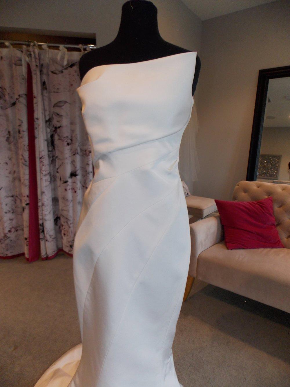 J. Mendel - Madelyn — Little White Dress Bridal Shop | Denver ...