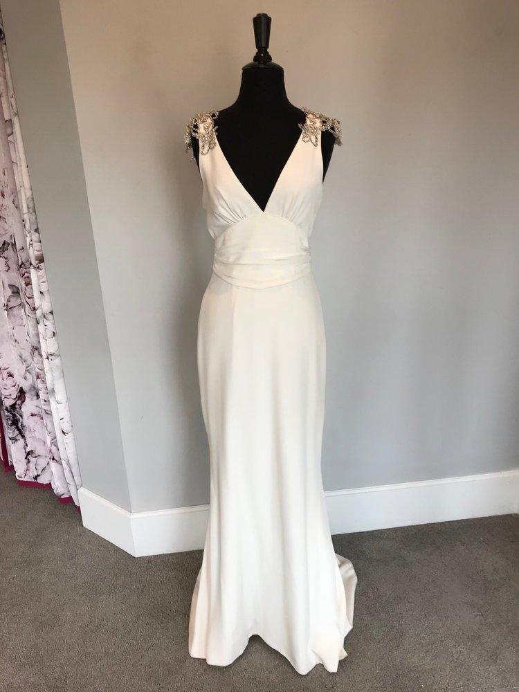 Sample Sale Designer Wedding Dresses - Shop Online — Little White ...