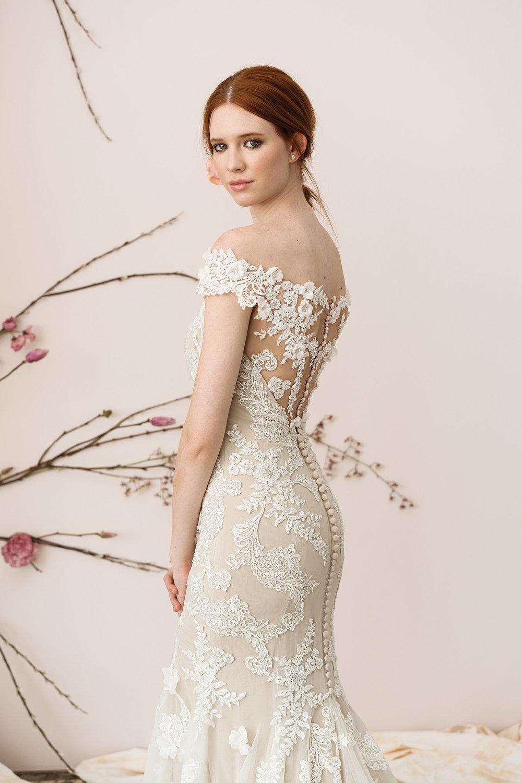 Get to Know: Designer Justin Alexander — Little White Dress Bridal ...