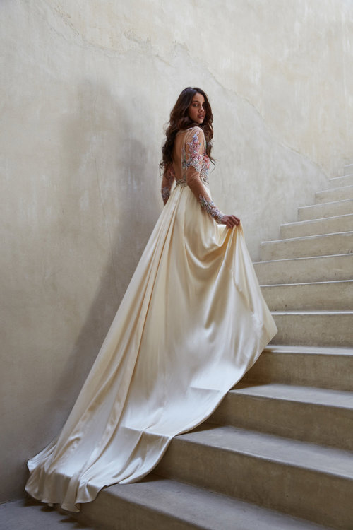 Claire Pettibone Couture Designer Wedding Gowns — Little White Dress ...