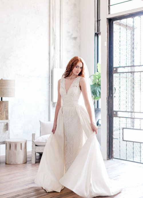 Robert Bullock Bride Designer Wedding Gowns — Little White Dress ...