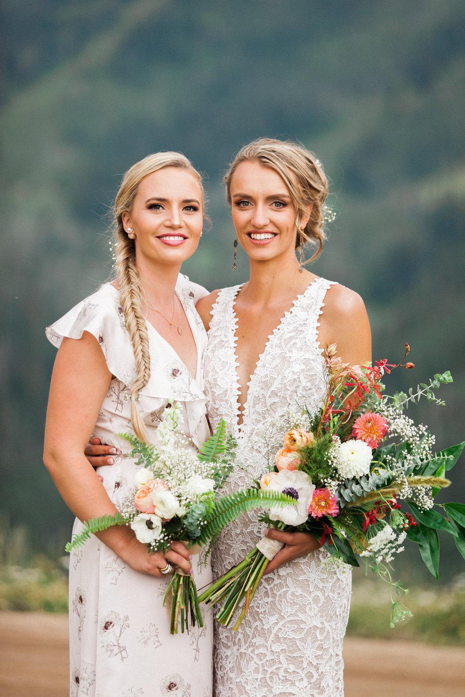 Steamboat Wedding, Colorado Wedding, Liancarlo Bride