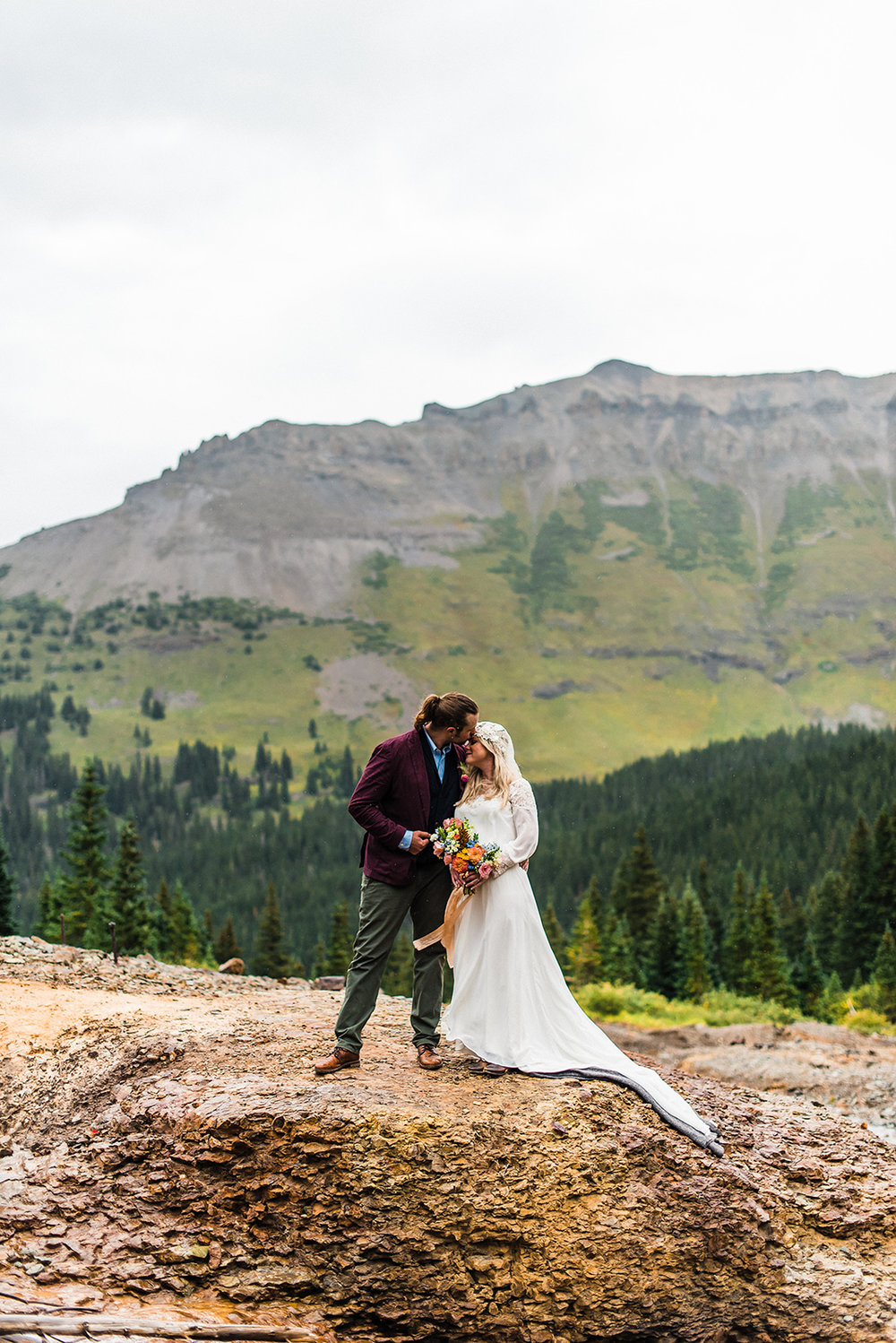 Hayle | Ouray, Colorado | August 2018 | The Foxes Photography