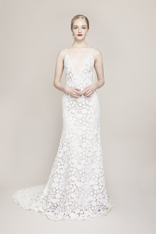Lela Rose Designer Wedding Gowns Little White Dress Bridal Shop