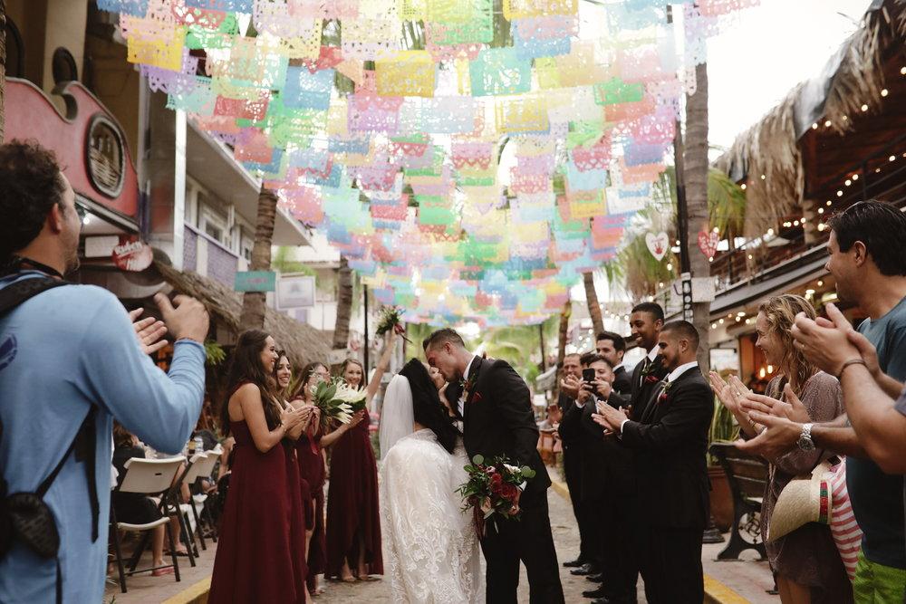 Calla Blanche Yasmine, Sayulita Mexico Wedding, Little White Dress Bridal Shop, Calla Blanche Bride, Real Bride Mexico, Romeo and Juliet Paris by Debra Moreland