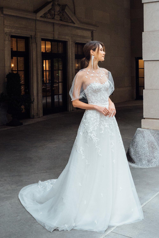 6522927614aa Mira Zwillinger — Little White Dress Bridal Shop | Denver ...